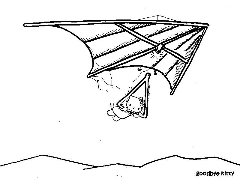 Unhang Glider (GBK#133)