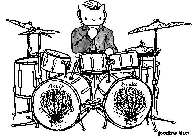 Dead Rock Stars Week: Keith Moon (GBK#282)