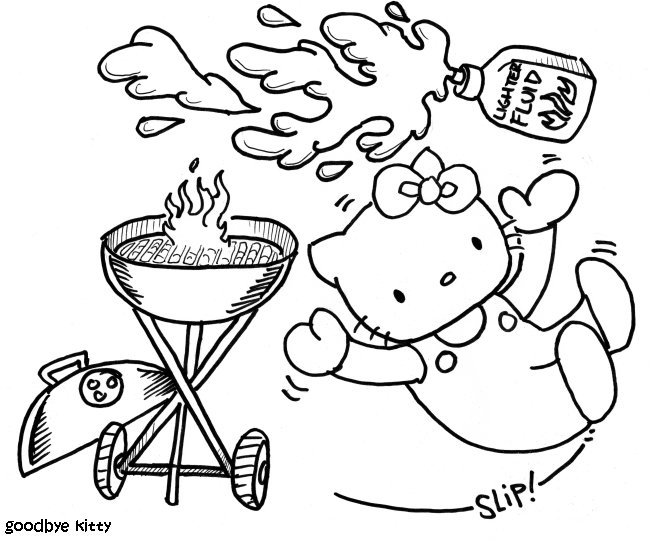Burn, Baby, Burn! (GBK#358)