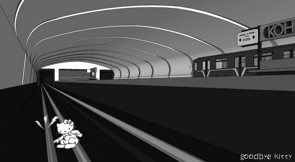 Subway Silliness (GBK#599)