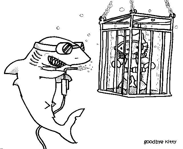 Cage Match (GBK#244)