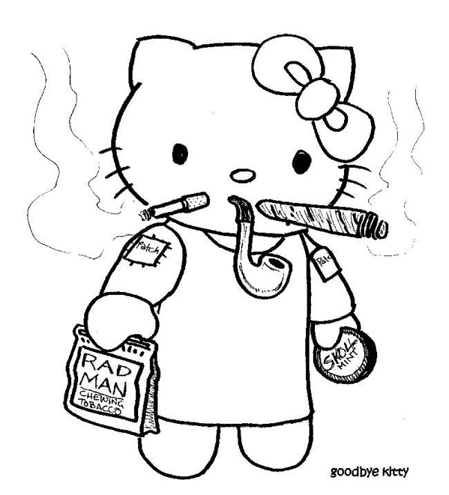 Nicotine Fiend (GBK#207)