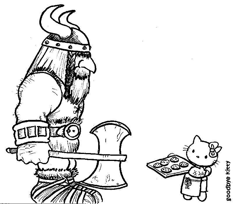 Vikings Hate Cookies (GBK#72)