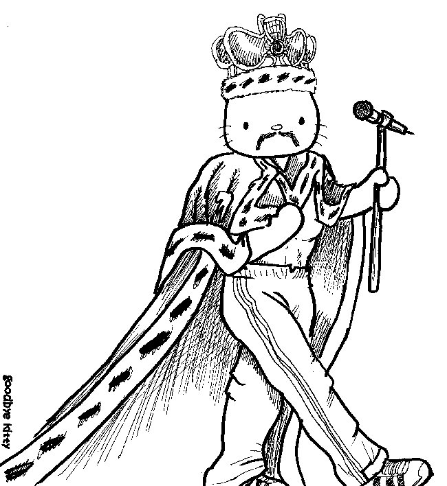 Dead Rock Stars Week: Freddie Mercury (GBK#283)