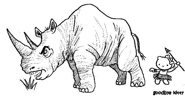 Rhino Plastered (GBK#241)