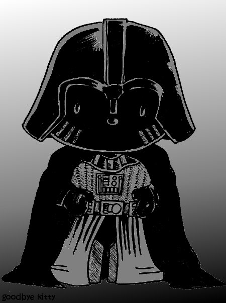 GBK Goes To The Movies - Darth Vader (GBK#391)