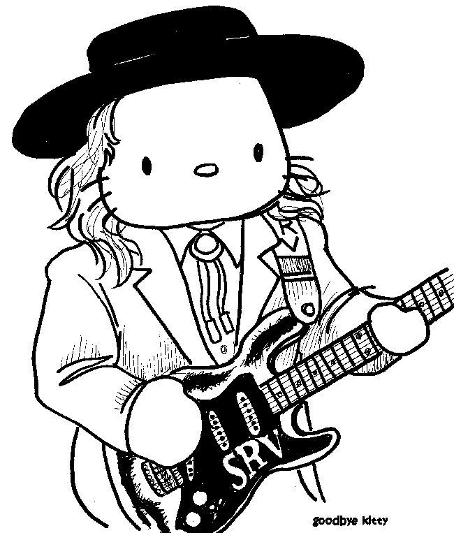 Dead Rock Stars Week: Stevie Ray Vaughan (GBK#278)